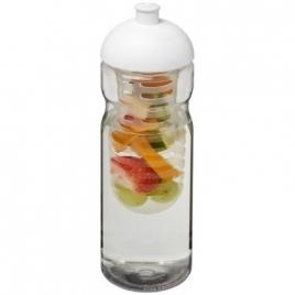 Bidon et infuseur H2O Base® 650 ml avec couvercle dôme