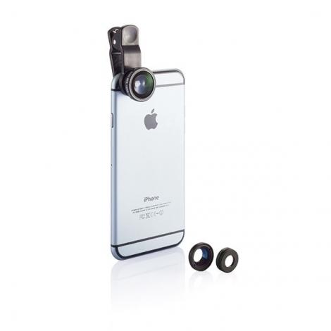 Set 3 pièces pour caméra téléphone portable