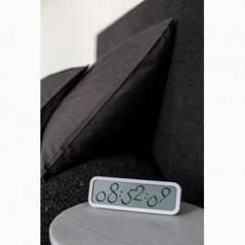 Réveil LCD 11 segments  SCRIPT ALARM CLOCK