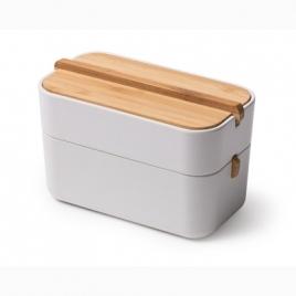 Boîte pour salle de bain  ZEN COTTON BOX