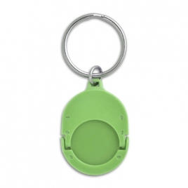 Porte-clés jeton attache AT30 plastique