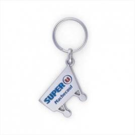 Porte-clés zamac email premium 40mm