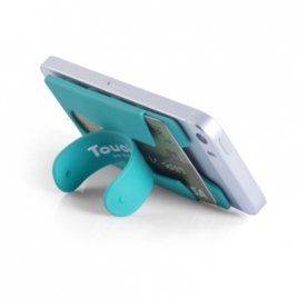Sticky pocket silicone + support