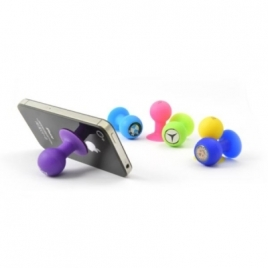 Support de smartphone ventouse silicone phone-ball
