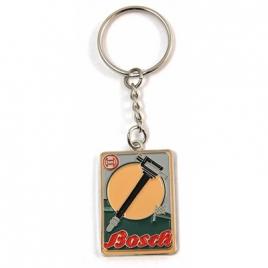 Porte-clés zamac email eco 45mm