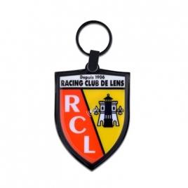 Porte-clés PVC flex sans lampe 50x50mm