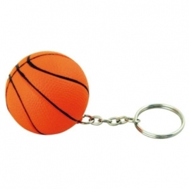 Porte-clés ball antistress-serie 1