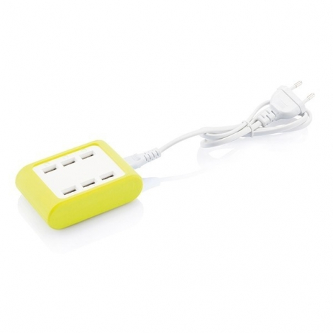 Station de recharge 6 ports USB
