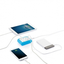 Station de recharge 6 ports USB