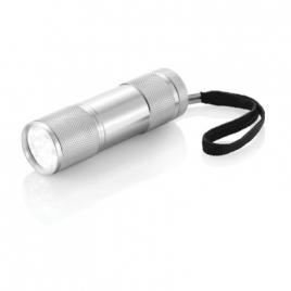 Lampe aluminium Quattro