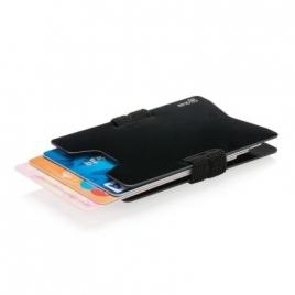 Portefeuille minimaliste anti RFID