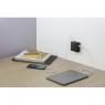 Multi chargeur, 5 en 1, 4 ports USB, 1 USB-C PD 30W et support de téléphone