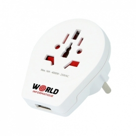 SKROSS® | World to Europe USB