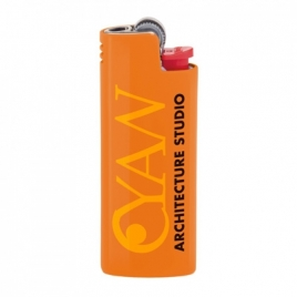 BIC® Styl'it Luxury Lighter Case Neon