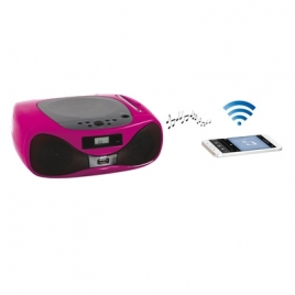 Lecteur radio CD compatible Bluetooth®