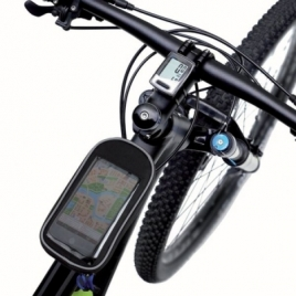 Sacoche pour cadre de vélo