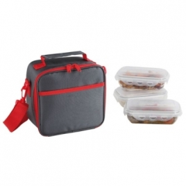 Set sacoche lunch box