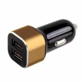 Adaptateur allume-cigare double USB
