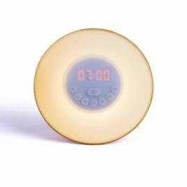 Lampe réveil avec simulateur d'aube