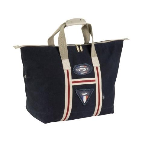 Sac shopping VINTAGE BIG SHOPPING BAG CANVAS