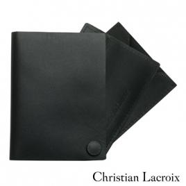 Porte-cartes Chorus Black