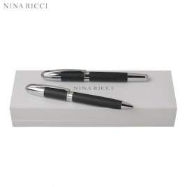 Set Stylo bille Embrun + Stylo roller Embrun