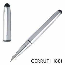 Stylo plume Leap Chrome