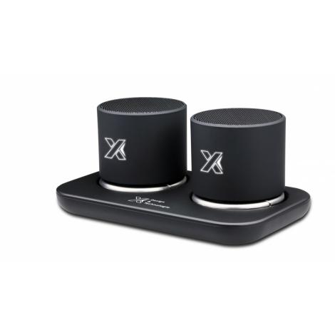 Speaker double ring 2 x 3W