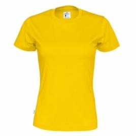 Tee shirt GOTS femme MC