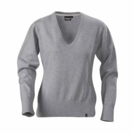 Pull Loraine col V femme