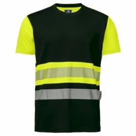 T-shirt HV respirant et séchage rapide EN ISO 20471 classe 1