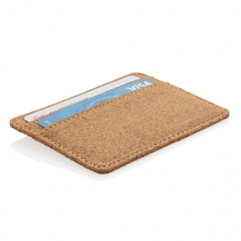 Porte-cartes anti RFID en liège