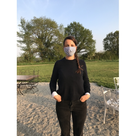 Masque filtrant lavable