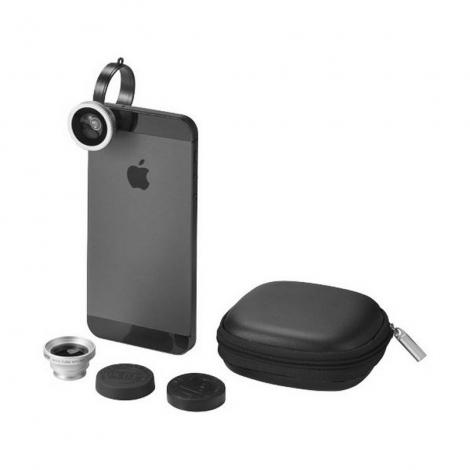 Set d'objectifs Prisma pour smartphone