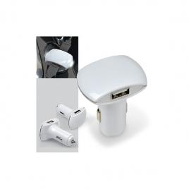 Chargeur de voiture double USB DUO