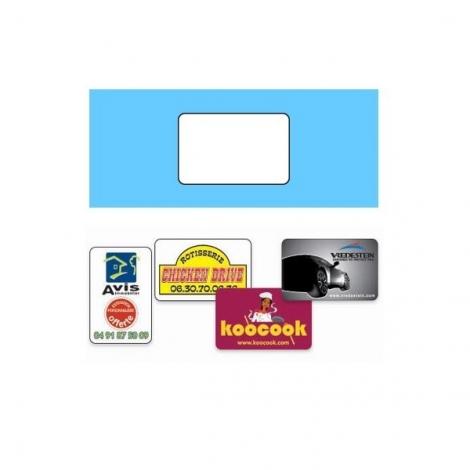 Magnet carte de visite A